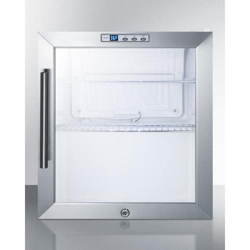 SCR215L Refrigerator Front