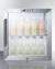 SCR215L Refrigerator Open