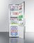 FFBF181SSIM Refrigerator Freezer Full