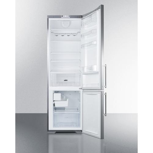 FFBF181SSIM Refrigerator Freezer Open