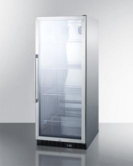 SCR1156CSS Refrigerator Angle
