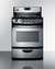 PRO246SS Gas Range Front