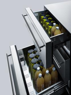 SP6DSSTBOS7THIN Refrigerator