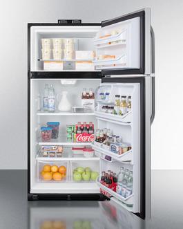 BKRF18SS Refrigerator Freezer Full