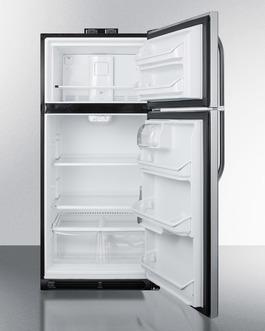 BKRF18SS Refrigerator Freezer Open
