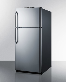 BKRF18SS Refrigerator Freezer Angle