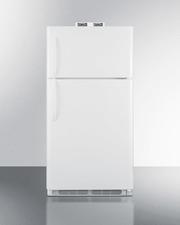 BKRF15W Refrigerator Freezer Front