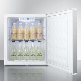 FFAR25L7CSS Refrigerator Full