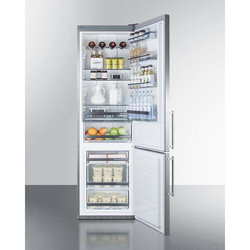 FFBF181ES Refrigerator Freezer Full