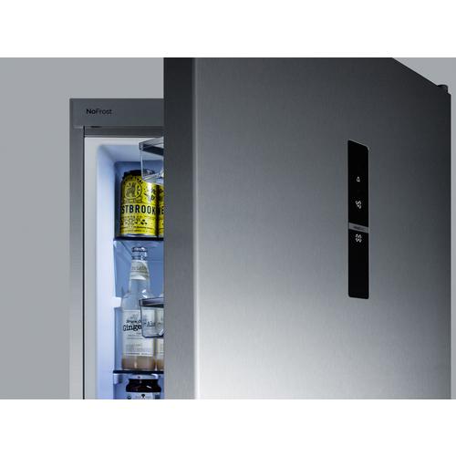 FFBF181ES Refrigerator Freezer Detail