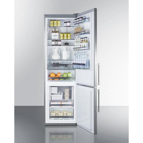 FFBF181ESIM Refrigerator Freezer Full
