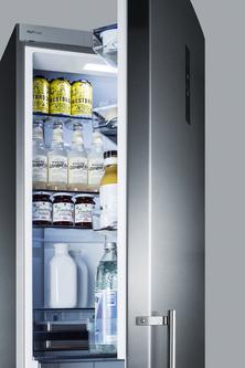 FFBF181ESIM Refrigerator Freezer Detail