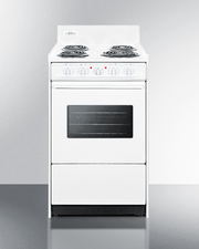 WEM110W Electric Range Front
