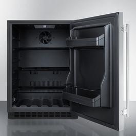 AL54 Refrigerator Open