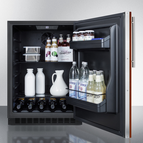 AL54IF Refrigerator Full