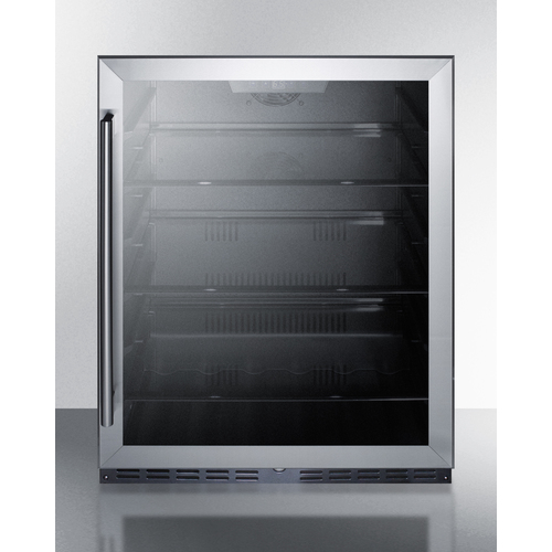 AL57G Refrigerator Front