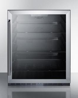 AL57GCSS Refrigerator Front