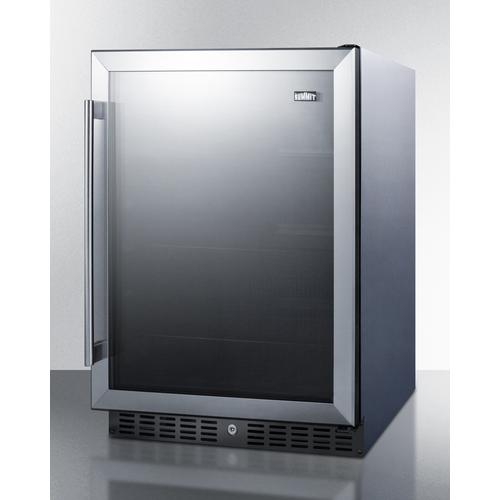 AL57GCSS Refrigerator Angle
