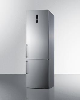 FFBF181ESBI Refrigerator Freezer Angle