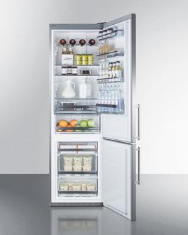 FFBF181ESBI Refrigerator Freezer Full