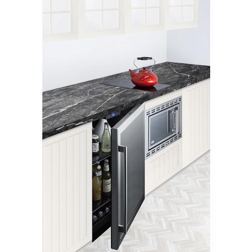 AL57GCSS Refrigerator Set