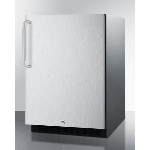AL54CSSTB Refrigerator Angle