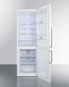 FFBF241W Refrigerator Freezer Open