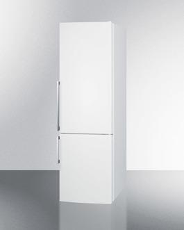 FFBF241W Refrigerator Freezer Angle