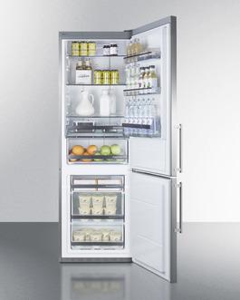 FFBF249SS Refrigerator Freezer Full