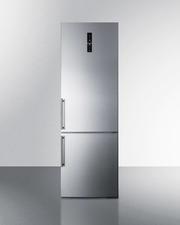FFBF249SSIM Refrigerator Freezer Front