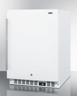 SCFF52W Freezer Angle