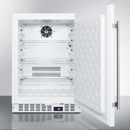 SCFF52W Freezer Open