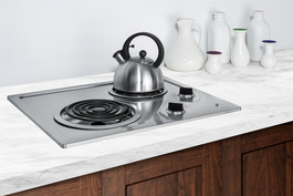 CR2B224S Electric Cooktop Set