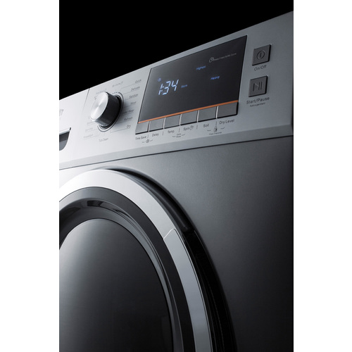 SPWD2201SS Washer Dryer Detail