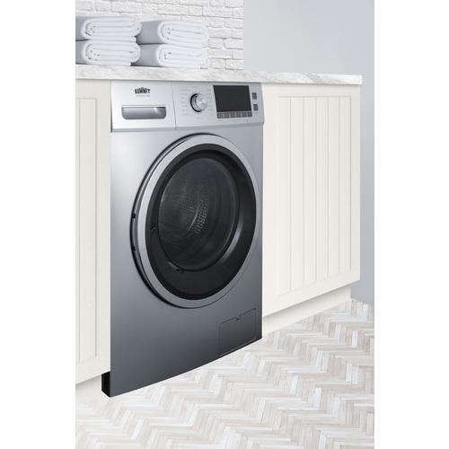 SPWD2201SS Washer Dryer Set