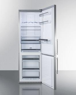 FFBF249SSBI Refrigerator Freezer Open