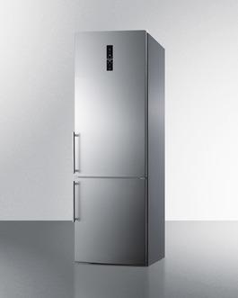 FFBF249SSBIIM Refrigerator Freezer Angle