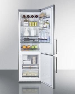 FFBF249SSBIIM Refrigerator Freezer Full