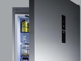 FFBF249SSBIIM Refrigerator Freezer Detail