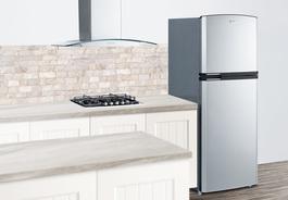 FF1422SSRHIM Refrigerator Freezer Set