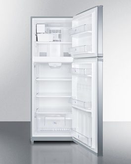 FF1422SSRHIM Refrigerator Freezer Open