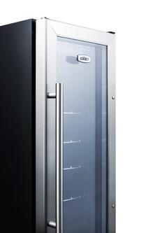 SCR1225B Refrigerator Detail