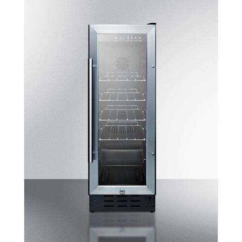 SCR1225B Refrigerator Front