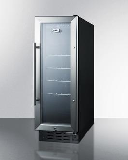 SCR1225B Refrigerator Angle