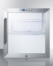 SCR215LBICSS Refrigerator Front