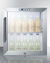 SCR215LBI Refrigerator Open
