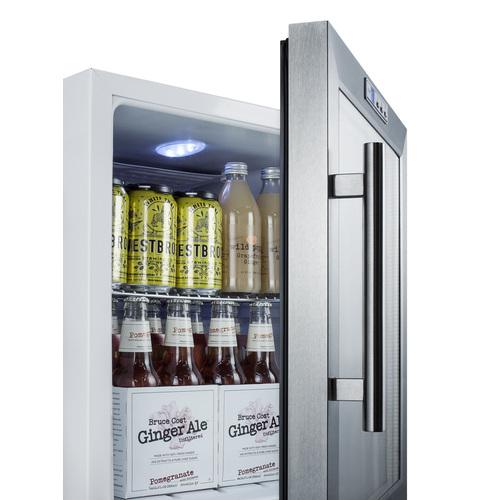 SCR215LBI Refrigerator Detail