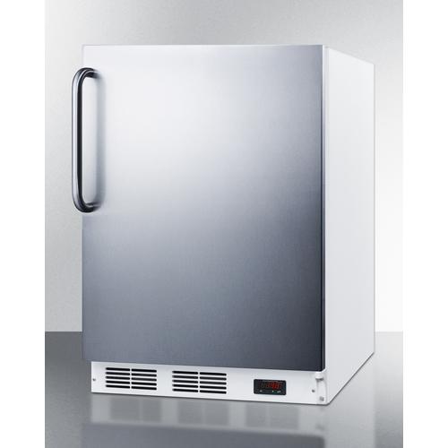 VT65M7SSTBADA Freezer Angle