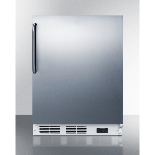 VT65M7SSTBADA Freezer Front