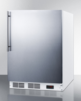 ALF620SSHV Freezer Angle